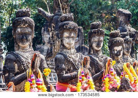 Buddha Park Sala Kaeo Kou Nong Khai Thailand