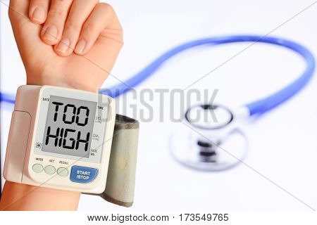 Check your blood pressure and pulse to prevent heart problems