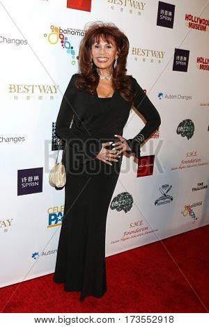 LOS ANGELES - FEB 26:  BarBara Luna at the Style Hollywood Oscar Viewing Dinner at Hollywood Museum on February 26, 2017 in Los Angeles, CA
