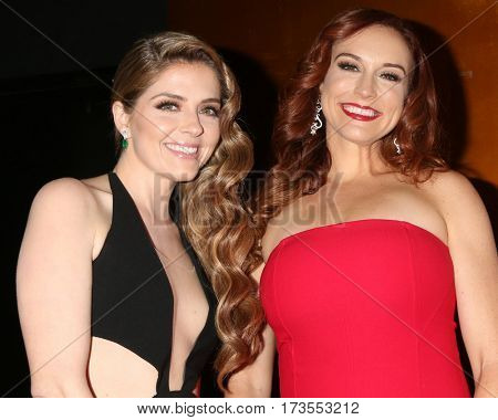 LOS ANGELES - FEB 26:  Jen Lilley, guest at the Style Hollywood Oscar Viewing Dinner at Hollywood Museum on February 26, 2017 in Los Angeles, CA