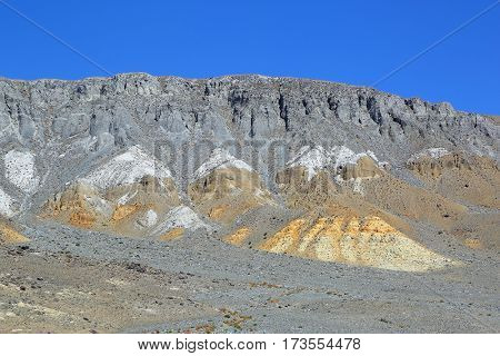 beautiful landscape in the Altai Mountains