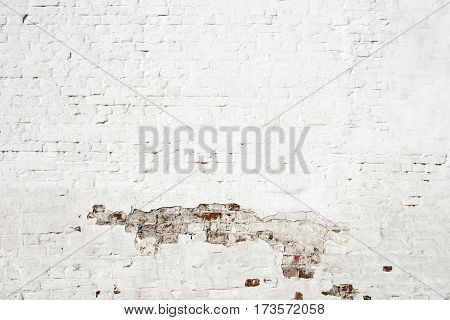 Damaged Plaster Wall