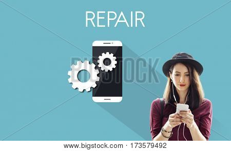 Technical Support Assistance Repair Concept