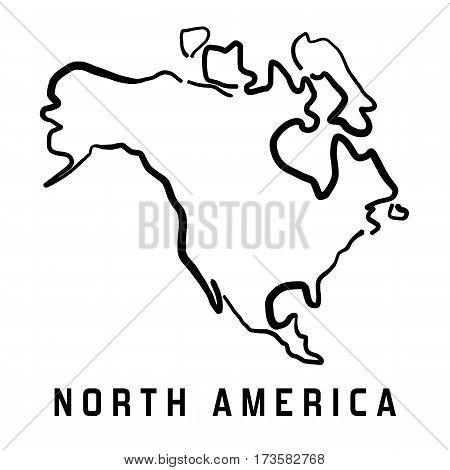 North America Outline