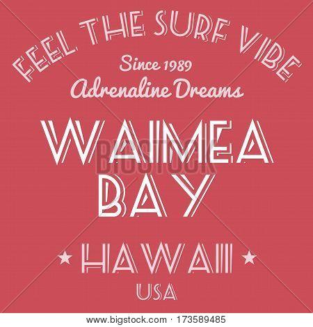 Hawaii Surf Design