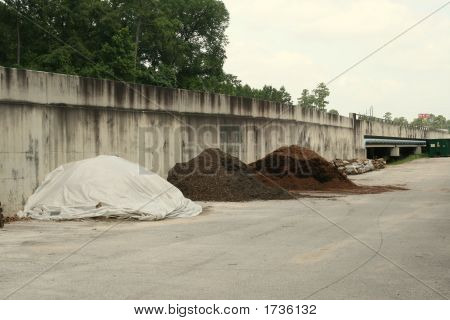 Mounds Of Dirt