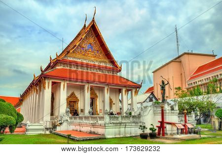 The Bangkok National Museum in Thailand, Southeast Asia