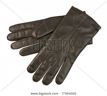 black man gloves