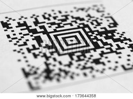 Qr Code Barcode