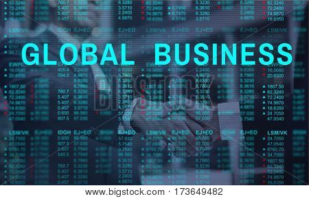 Global Business Accounting Fintech Marketing