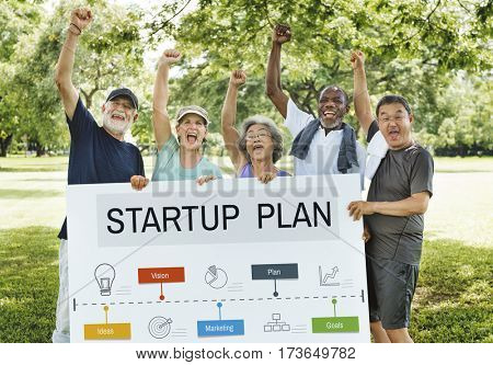 Business Startup Plan Target