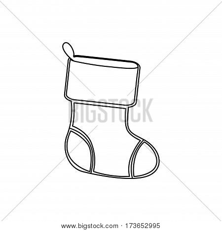 Christmas Boots Drawing.Figure Christmas Vector Photo Free Trial Bigstock