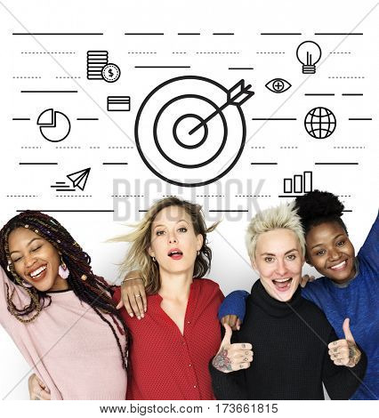 Business Plan Marketing Strategy Goals Target