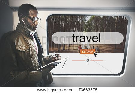 Journey Travel Exploration Vacation Concept
