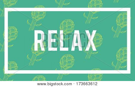 Healthy Lifestyle Balance Calm Wellbeing Relax