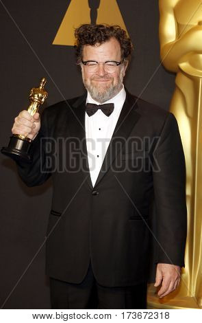 Kenneth Lonergan at the 89th Annual Academy Awards - Press Room held at the Hollywood and Highland Center in Hollywood, USA on February 26, 2017.