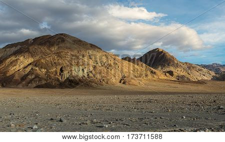 Landscape Of Death Valley National Park