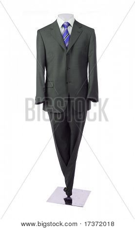 men suit poster