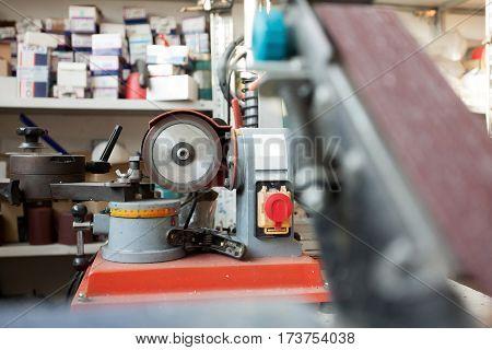 Dummy Manufacturing Workroom