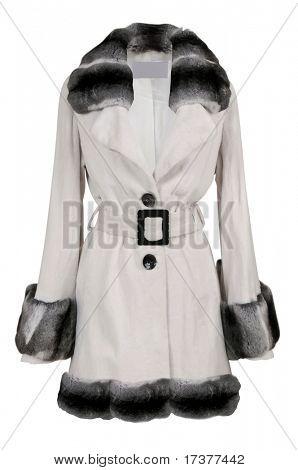 women fur coat