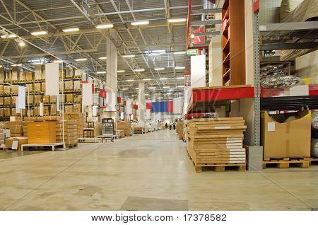 warehouse store