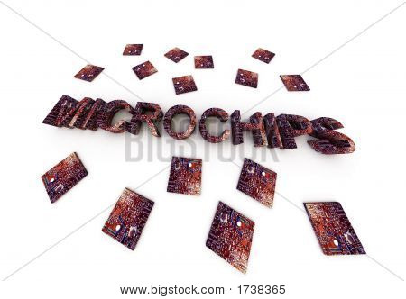 Microchips Word