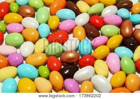sweet color of  candy ready for sale