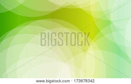 Light green abstract background vector collection stock