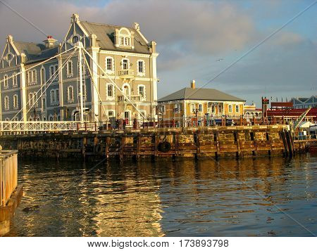 VICTORIA AND ALFRED WATERFRONT, CAPE TOWN SOUTH AFRICA 14jjh