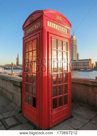 Call box - Tradition Telephone in UK