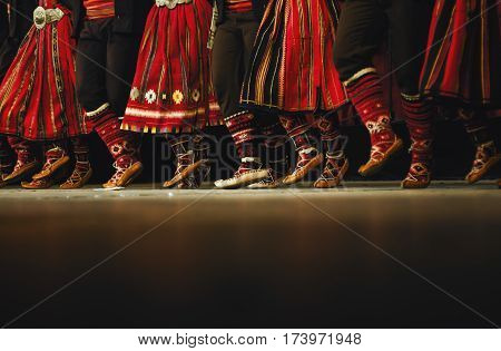 Legs Of Serbian Folklore