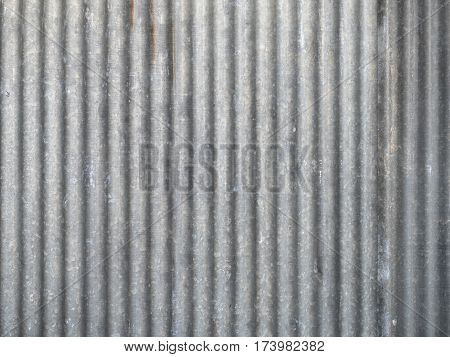 close up Galvanized Steel Roof Plate texture background