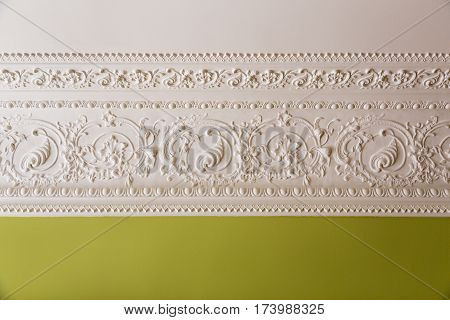 Design Variant Of Walls And Ceiling