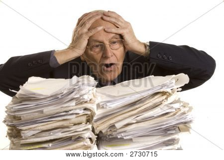 Buried In Papers