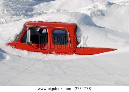 Heavy Winter Snow