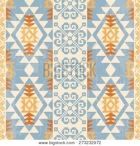 Absract Ethnic Pattern