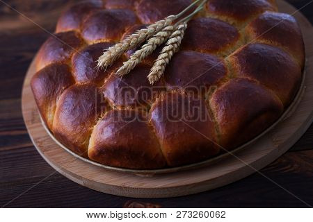 delicious homemade brioche buns - food and drink