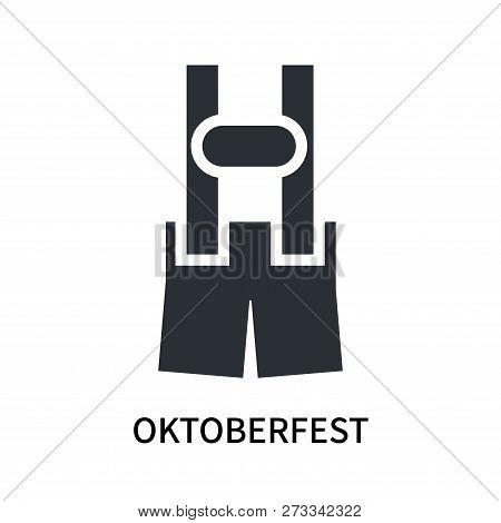 Oktoberfest Icon Isolated On White Background. Oktoberfest Icon Simple Sign. Oktoberfest Icon Trendy