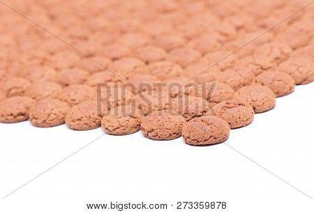 Dutch Candy Called 'pepernoten'