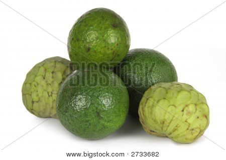 Custard Apples And Avocados