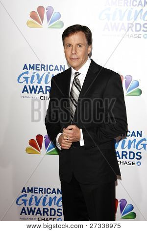 LOS ANGELES - DEC 9: Bob Costas at the American Giving Awards Presented By Chase at the Dorothy Chandler Pavilion on December 9, 2011 in Los Angeles, California