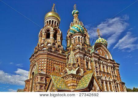 Saviour on Spilt blood/ Spas na Krovi, Saint-Petersburg, Russia