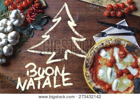 Buon Natale Pizza