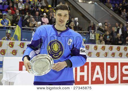 Kazakhstan - Golden Medalist Of IIHF World Championship Div I