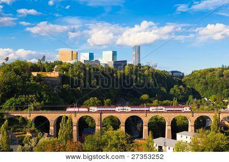 Luxembourg-kirchberg