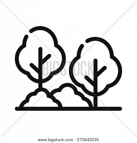 Tree Garden Icon Vector \u0026 Photo (Free Trial)