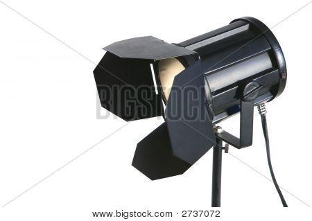 Barn Door Lamp