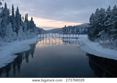 Reflections Winter  Image & Photo (Free Trial) | Bigstock
