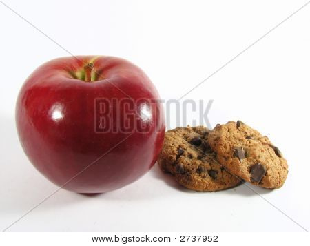 Apple And Cookies