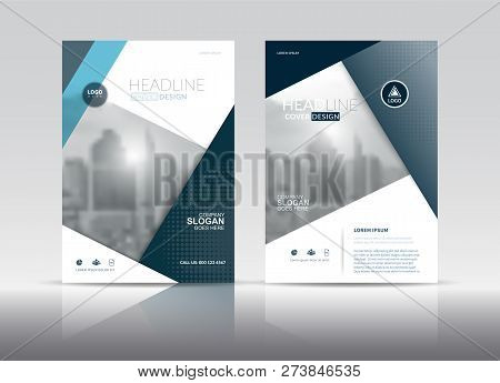 Cover Design Template Vector Photo Free Trial Bigstock